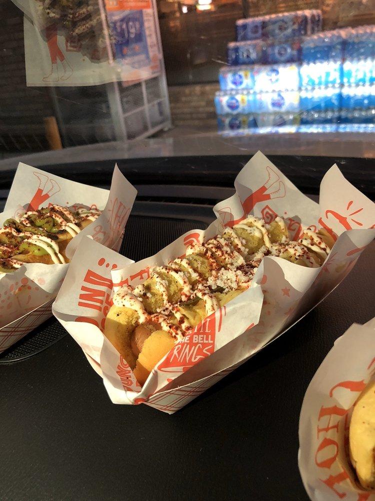 Cholo Dogs: 1001 N Mills Ave, Orlando, FL