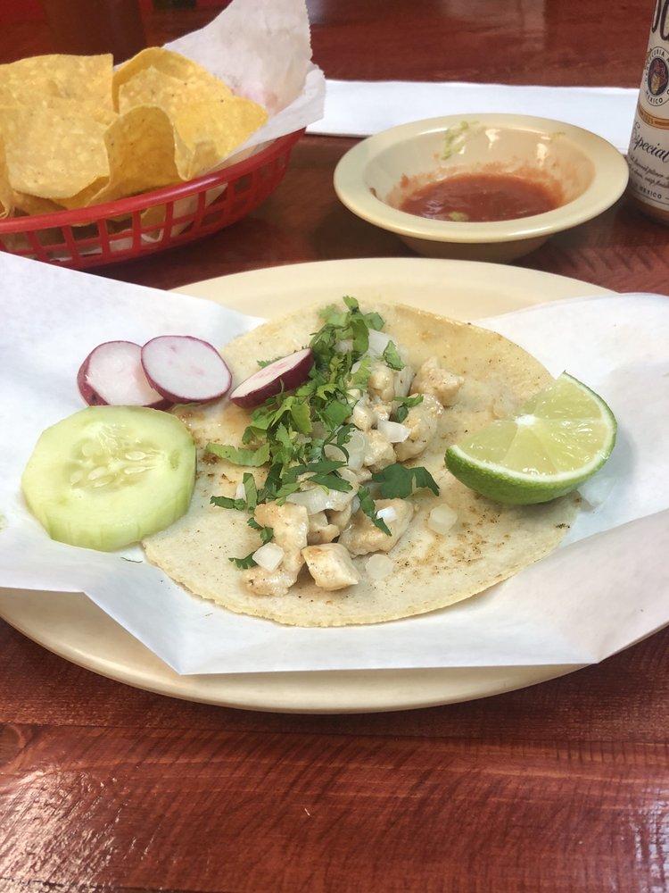 Los Angles Mexican Restaurant: 476 Rainbow Falls Rd, Graniteville, SC