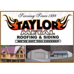 Taylor Metal Roofing Amp Siding 14 Photos Roofing 172