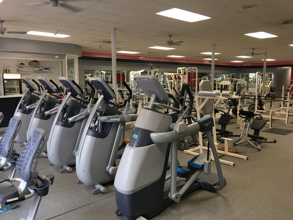 Photo of Gymies Fitness Center: Cicero, IN