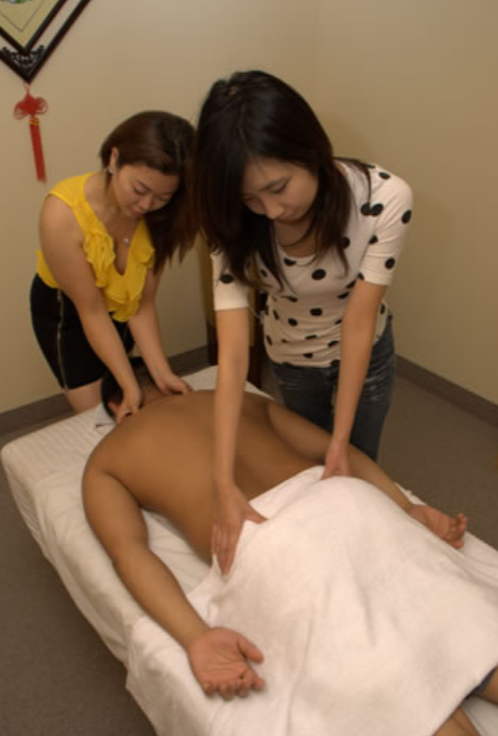 Asian massage parlor blowjob-2688