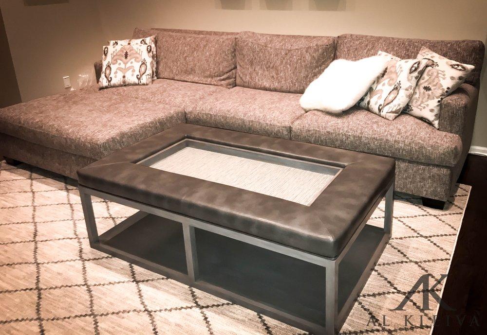 A Dual Purpose Functional And Elegant Custom Coffee Table ...