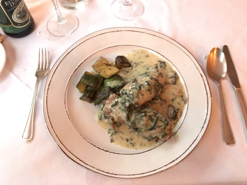 Mamma Luisa Italian Restaurant In Newport