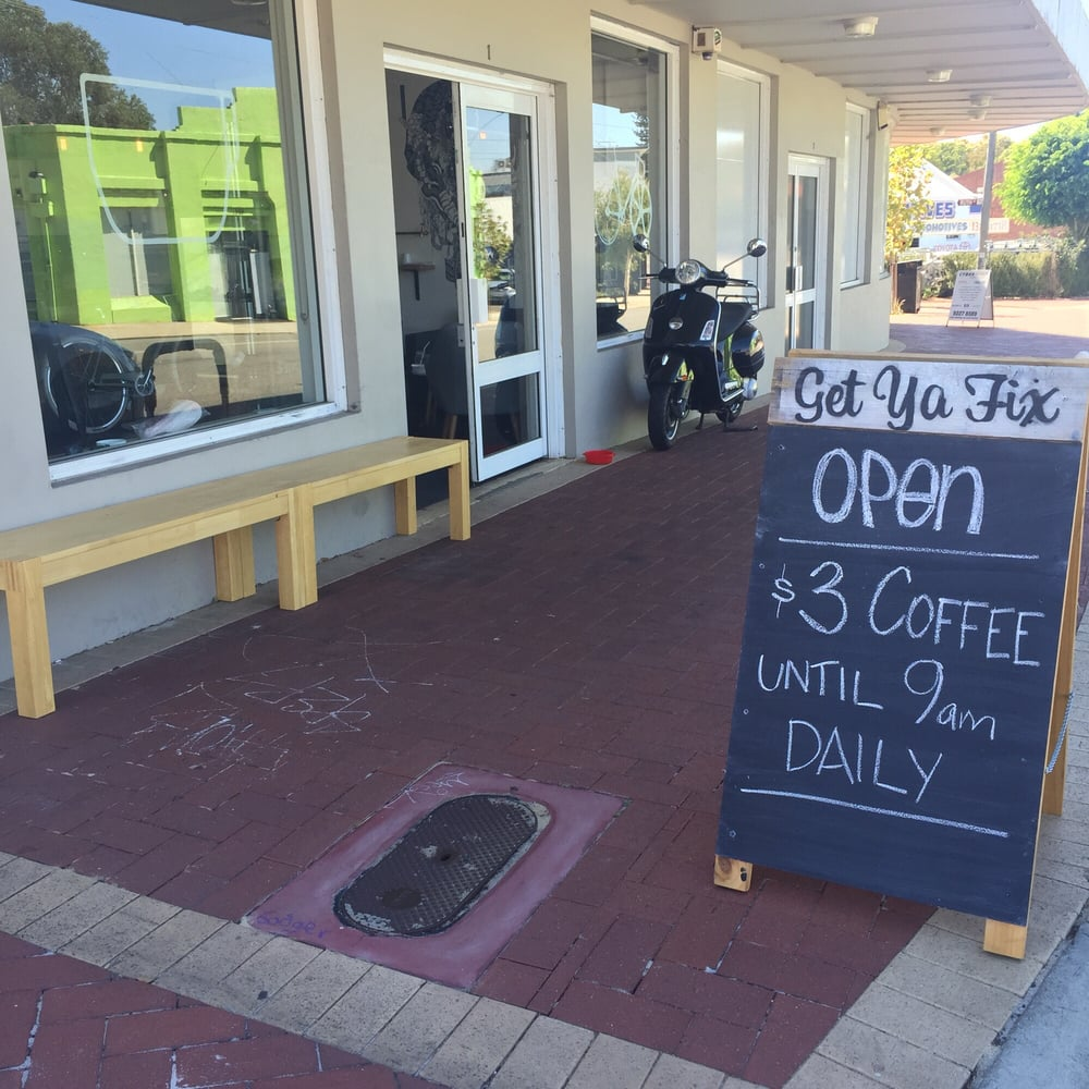 Just coffee dating perth reviews