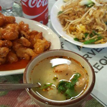 Thai Food Ocha Restaurant Van Nuys Ca