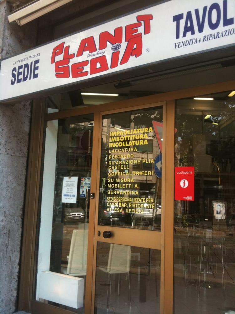 Planet Sedia - Haus & Garten - Viale Lunigiana, 3, Stazione Centrale ...