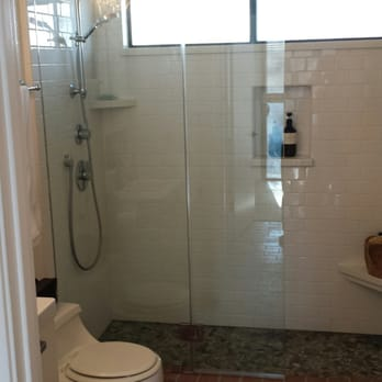 American Heavy Glass Shower Door And Mirror 27 Photos 11 Reviews