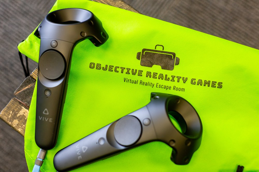 Objective reality games: 1080 N Bridge St, Chillicothe, OH