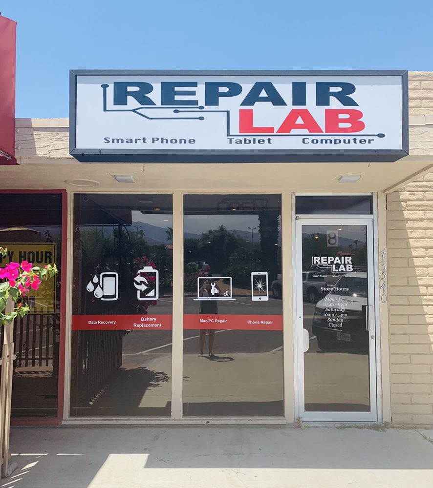Repair Lab: 73540 Highway 111, Palm Desert, CA