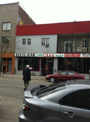 New Casa De La Pizza