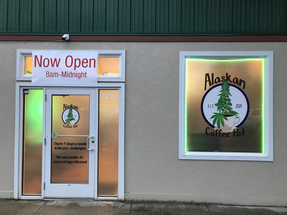 Alaskan Coffee Pot: 2219 Dunn St, Juneau, AK