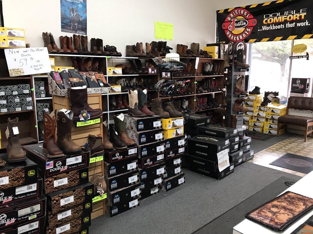 Windham's Shoe Store: 4408 Lafayette St, Marianna, FL