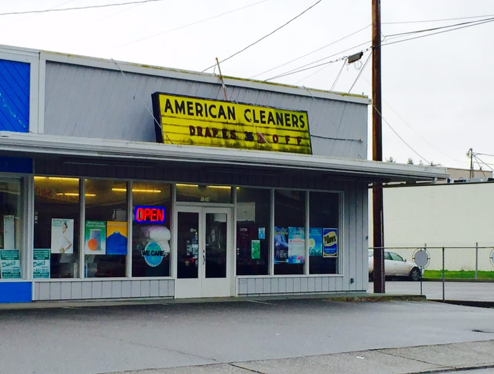 American Cleaners: 1518 Grove St, Marysville, WA