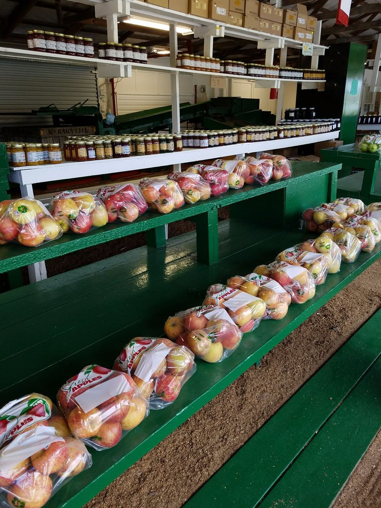 Mcabees Fruit Stand: 699 Mcmurray Rd, Flat Rock, NC