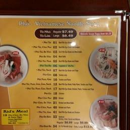 Photos for Pho Tai | Menu - Yelp