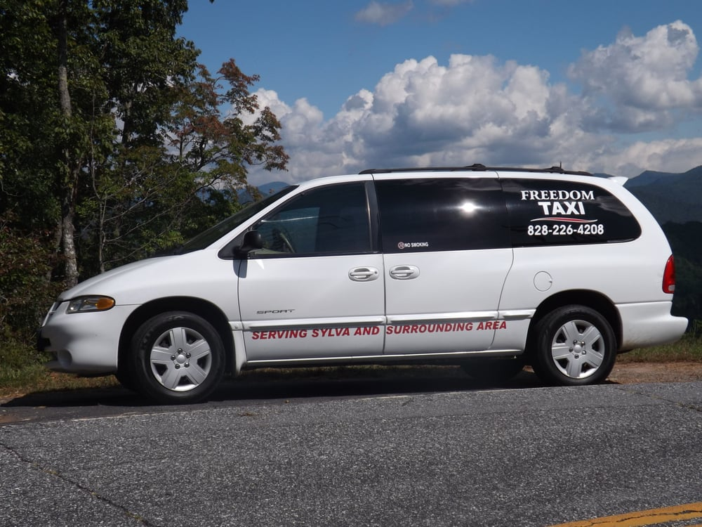 Freedom Taxi: 2493 Webster Rd, Sylva, NC