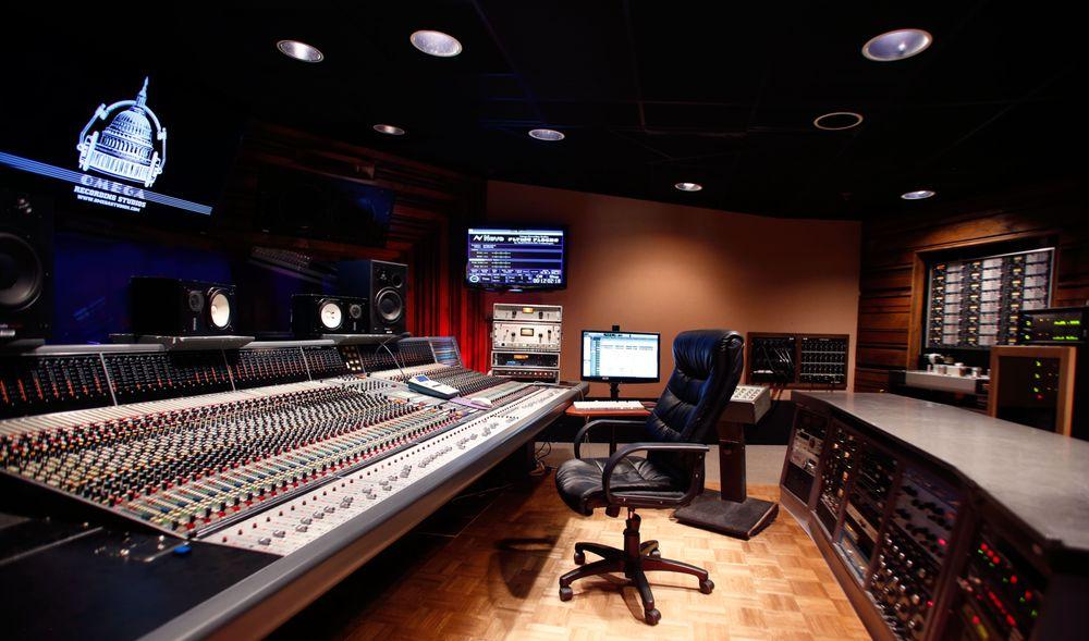Omega Recording Studios - 31 Photos - Recording & Rehearsal