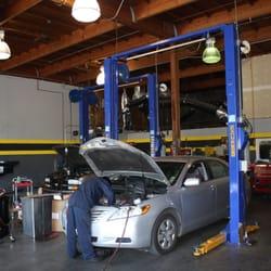 Asian car repair services san jose