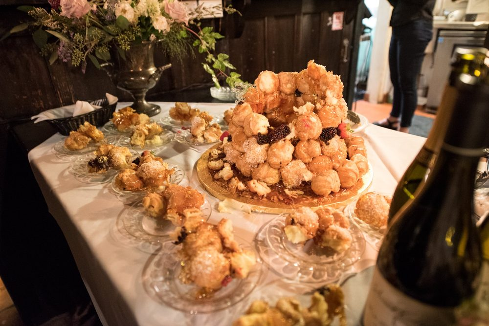 Gerhard Michler Fine European Desserts: 948 Illinois St, San Francisco, CA