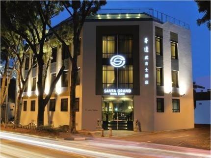 Santa Grand Hotel Bugis