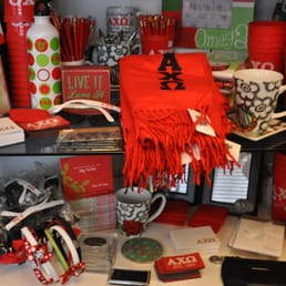 Photo of M&D Sorority Gifts - Frisco, TX, United States. TONS of Alpha