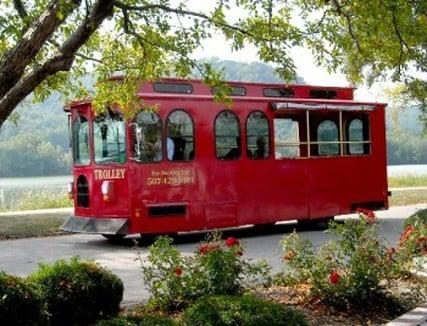 Trester Trolley: 956 Mankato Ave, Winona, MN