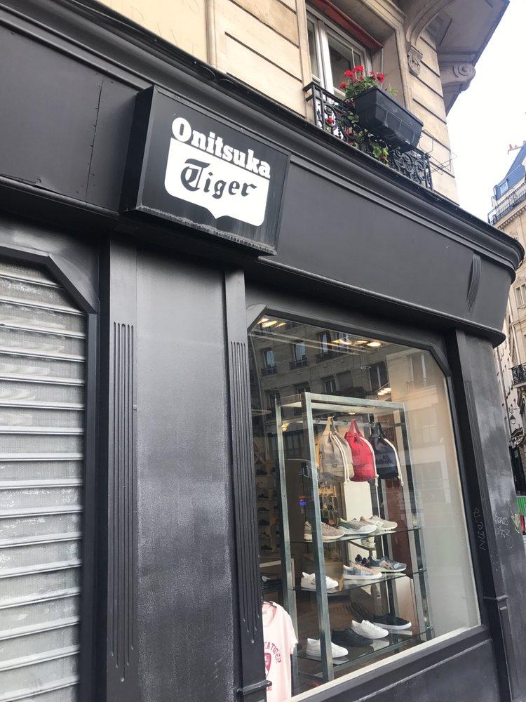 boutique asics saint lazare