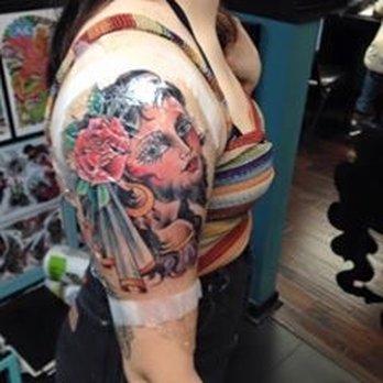 Element tattoo studio 82 photos 65 reviews tattoo for Tattoos san antonio tx
