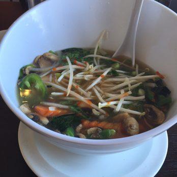 Photo of La Pho - Irvine, CA, United States. Veggie Pho. Beef
