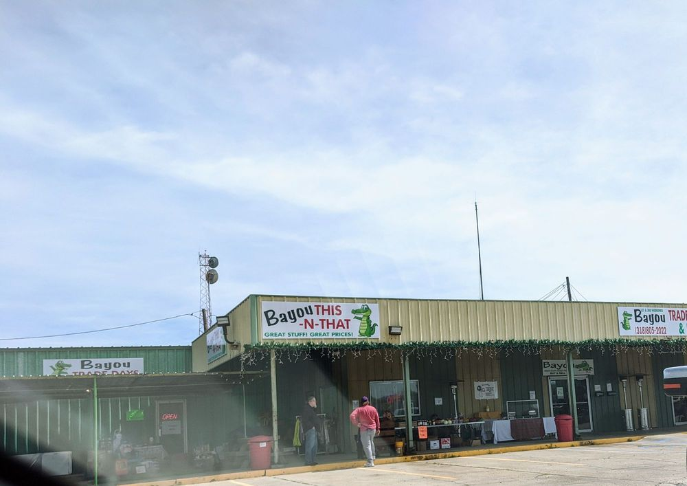 Bayou Trade Days: 7980 Desiard St, Monroe, LA