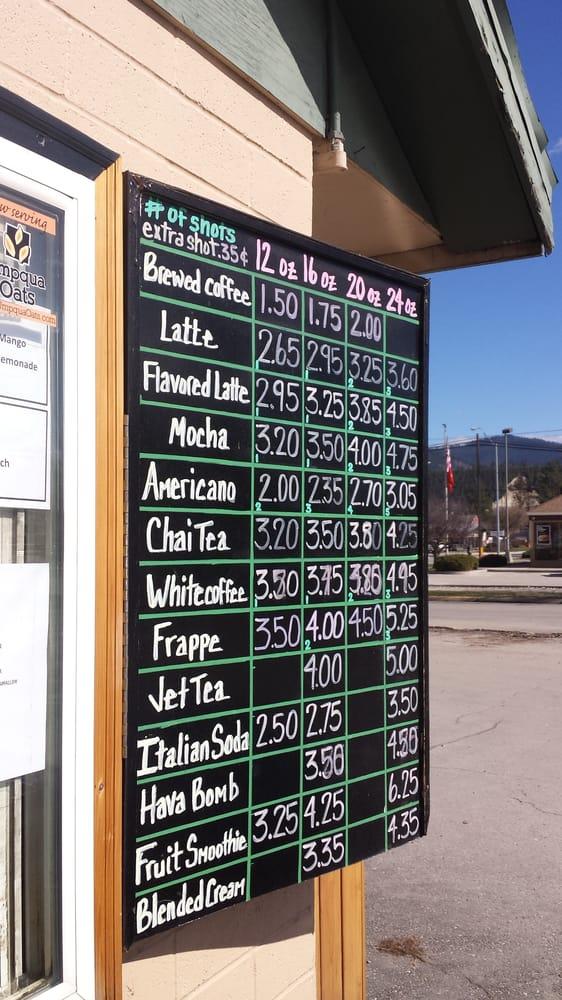 Hav-A-Java Espresso To Go: 219 E 9th St, Libby, MT