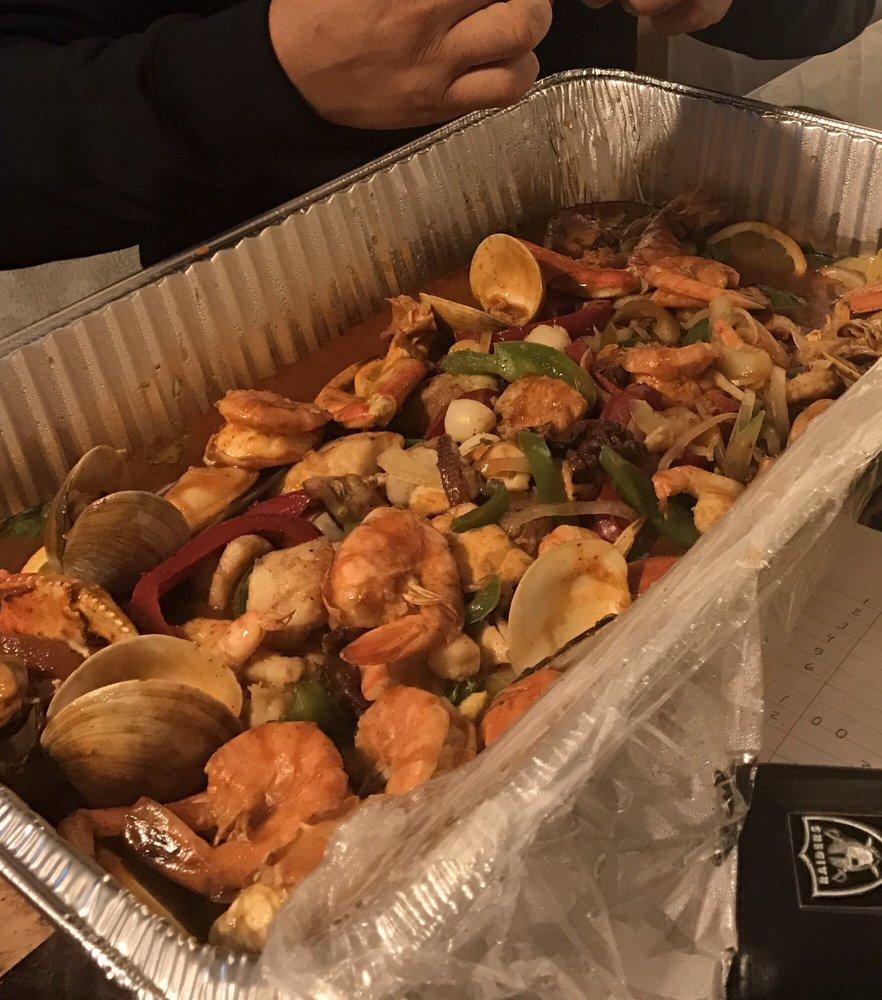 Playa Azul Restaurant: 2818 International Blvd, Oakland, CA
