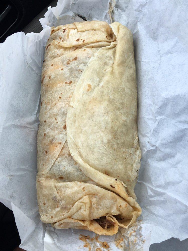 Super Burrito King Size: 449 N Waterman Ave, San Bernardino, CA