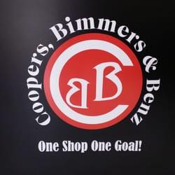 Coopers bimmers benz 11 rese as talleres mec nicos for Mercedes benz san antonio service