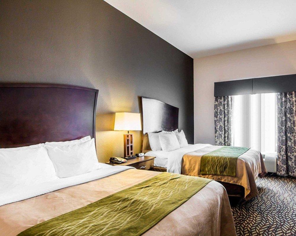 Comfort Inn & Suites: 1278 East Oklahoma Blvd, Alva, OK