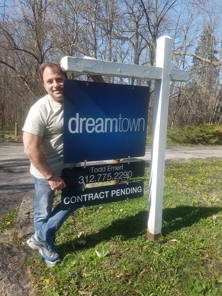 Todd Emert - Dreamtown Realty: 1950 N Sedgwick, Chicago, IL