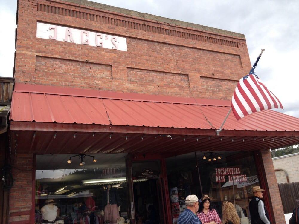 Tagg's Rags: 662 S Clark Ave, Republic, WA