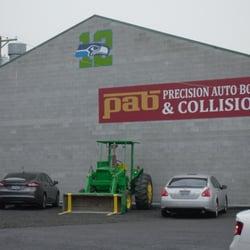 Precision Auto Body & Collision - Body Shops - 5033 S Tacoma