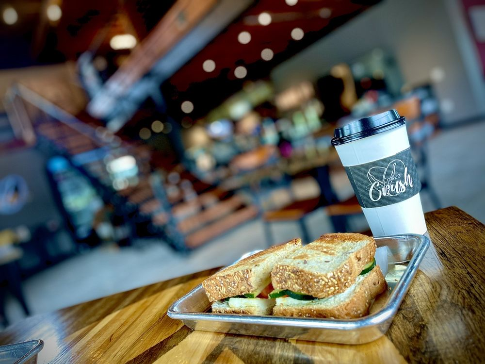 Coffee Crush: 122 North Peoria Ave, Dixon, IL