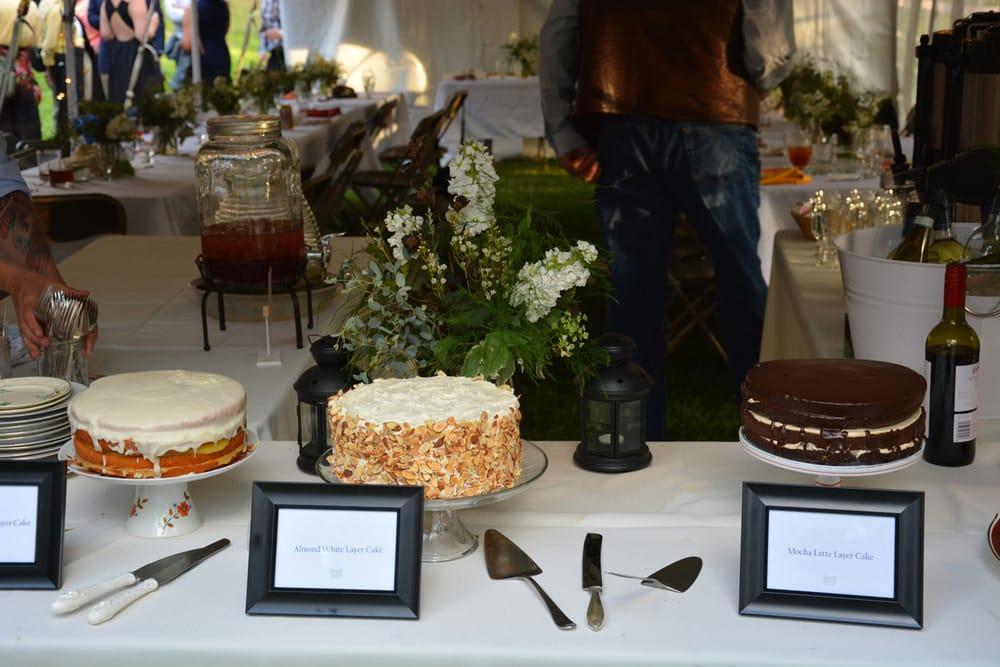 Lemon Poppyseed Almond And Mocha Latte Cakes Yelp