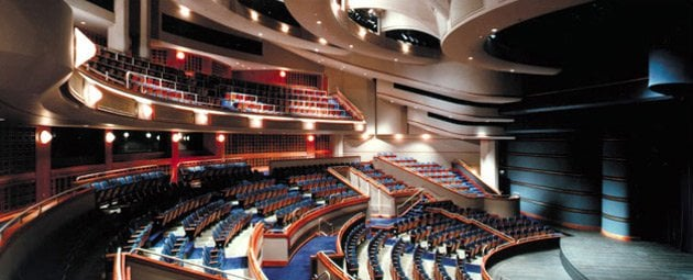 Riffe Center Theatres