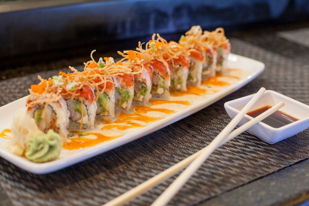 Pisces Sushi and Global Bistro: 799 Highland Ave, Dunedin, FL