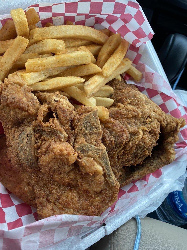 Ryan's Fish & Wings: 107 Baskin St, Union Springs, AL