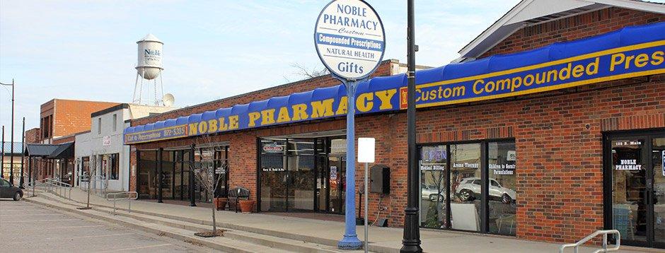 Noble Pharmacy: 125 S Main, Noble, OK