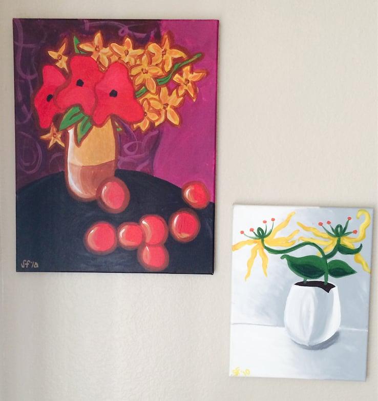Spirited Art Calendar Huntsville Al : Of my paintings from spirited art yelp