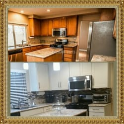 Photo Of Cabinet Refacing Of Las Vegas   North Las Vegas, NV, United States