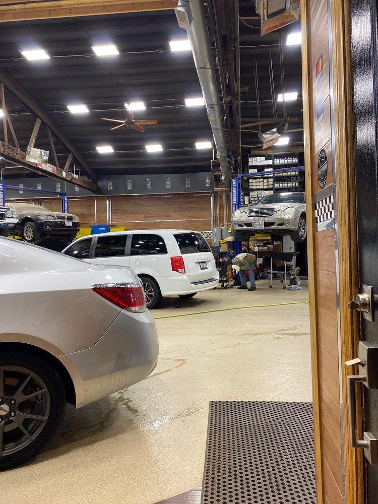 Ranshell's Automotive Tire Center: 13901 S Burnham Ave, Chicago, IL