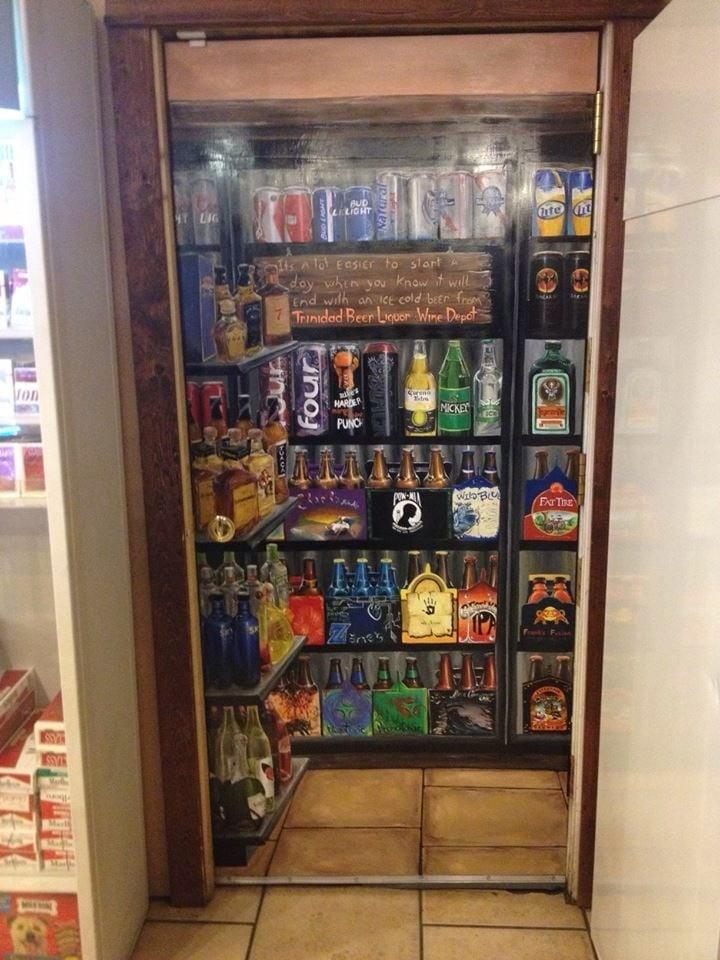 Trinidad Beer, Liquor, & Wine Depot: 111 E Kansas Ave, Trinidad, CO