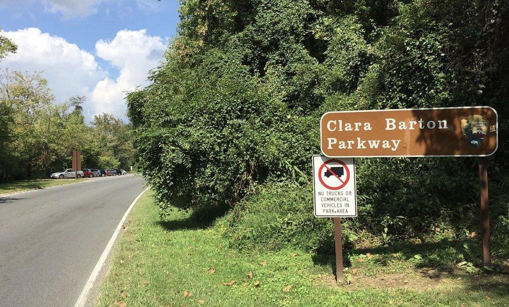 Clara Barton Parkway: Cabin John, MD
