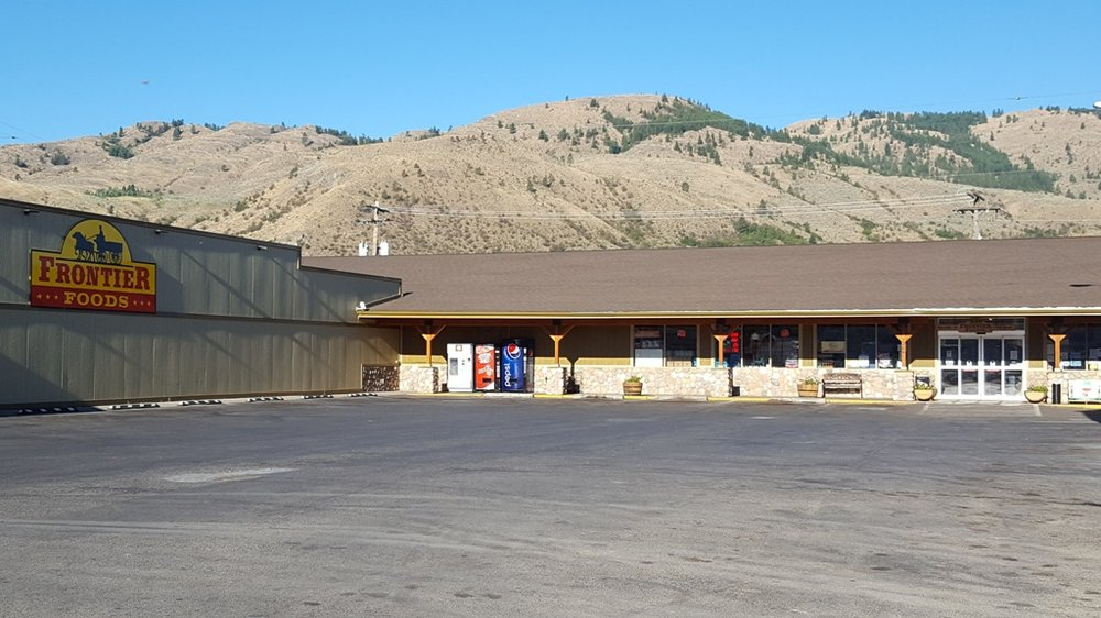 Frontier Foods: 1204 Main St, Oroville, WA